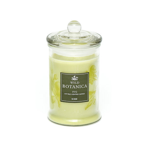 Wild Botanica Fig Pure Soy Candle