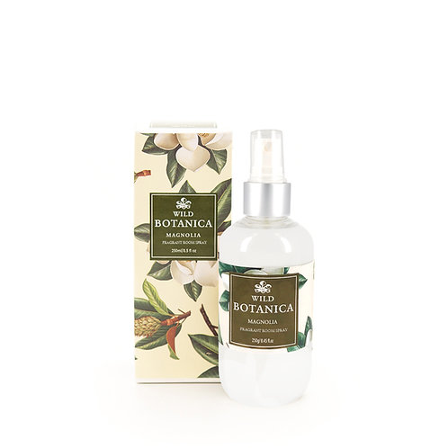 Wild Botanica Magnolia Room Spray 250ml