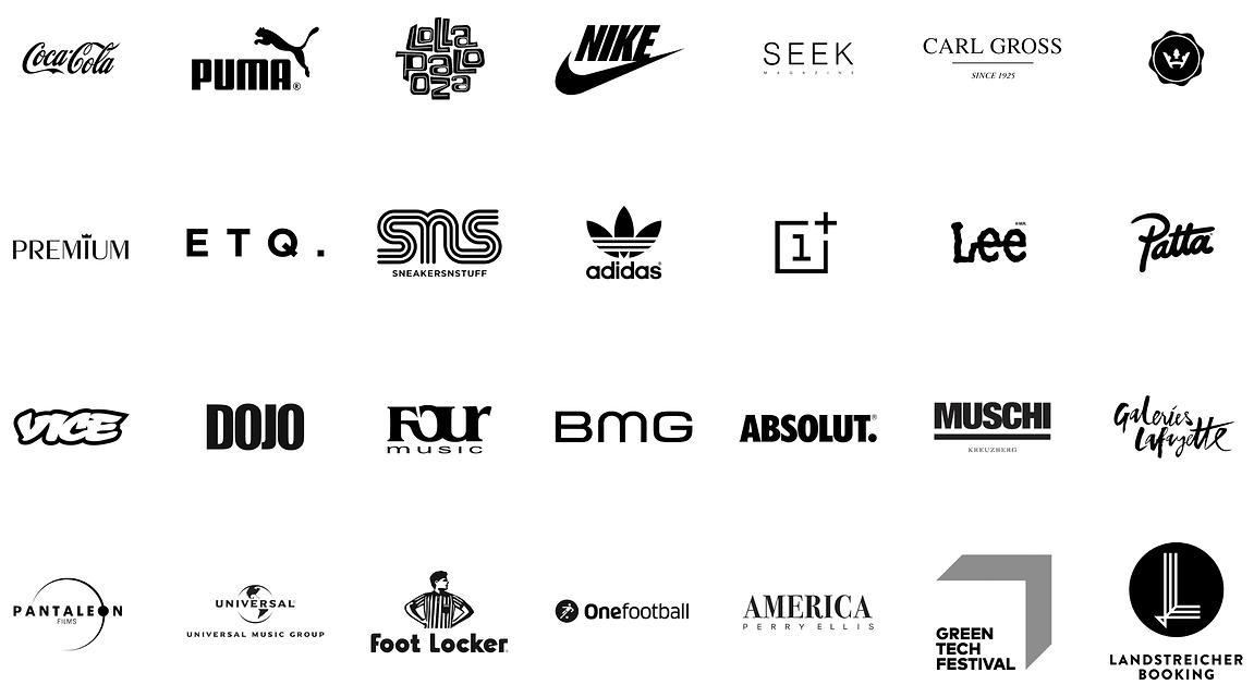 clients-around-the-globe-adidas-nike-seek-lee-dojo-vice-patta-adidas-coca-cola-puma-etq-premium-bmg