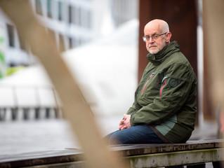 Straatpastor Kosterman zwierf een week rond in Eindhoven