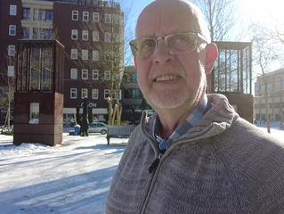Sneeuw en warme maaltijden, een Straatpastoraat update