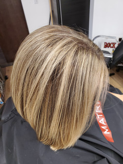 Rock Steady Hair