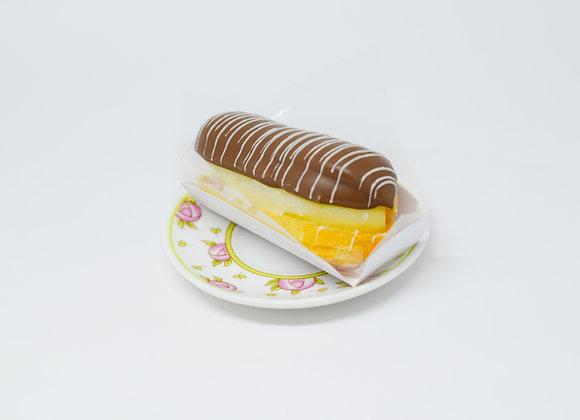 Bombinha de Chocolate com Baunilha
