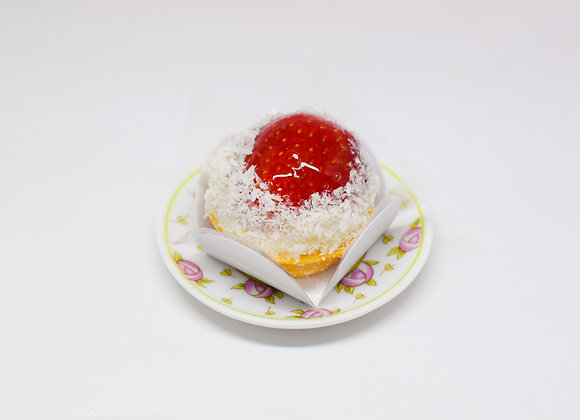 Tartalete de Morango (fruta da época)