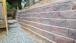 Allen Block Wall Extension