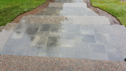 Front Steps, Natural Stone, Melville