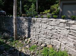 Rockhaven K-Block Wall