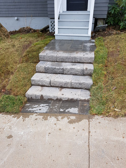 Front Walkway and Steps
