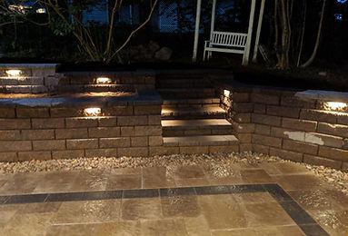 casey concrete highland retaining wall oaks landscape products rialto 50 interlock pavers patio backyard in-lite hyde landscape lighting garden boxes