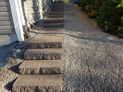 Highland Stairs and Oldstone Pavers