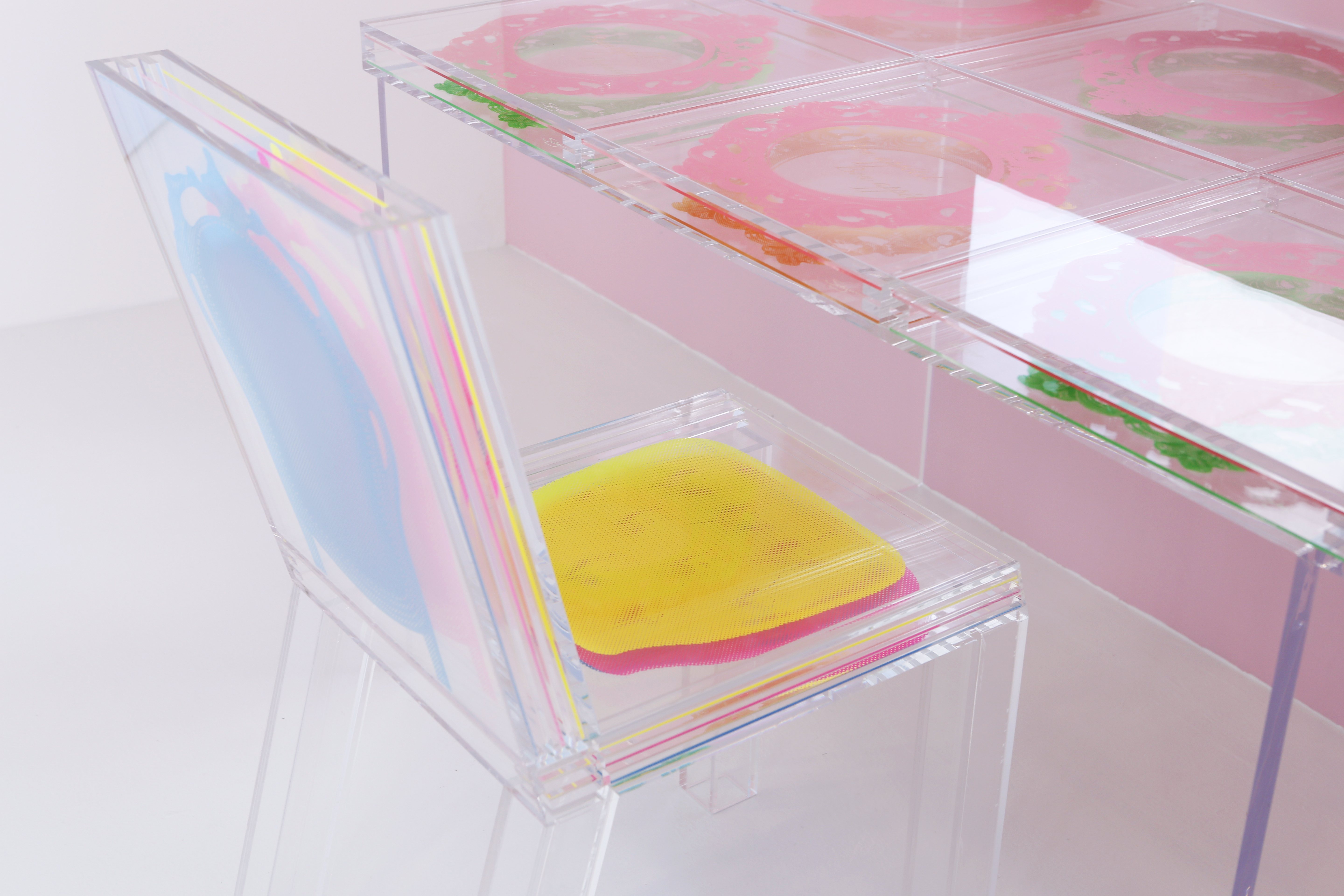 Layer Series_Square Table