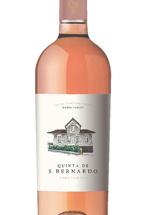 Quinta de S.Bernardo Rose 2018