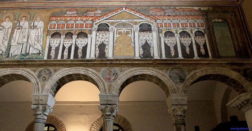 Ravenna patrimonio unesco
