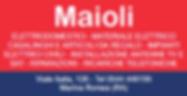 Maioli Elettrodomestici e Casalinghi