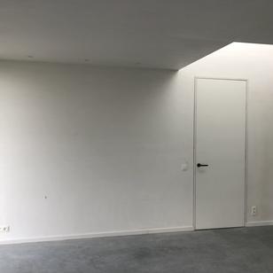 Plaatsen van blokdeuren