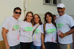 Javier Diaz Granados, Tere Diaz Granados, Monica Diaz Granados, Luz Maria Bruges y David Maestre