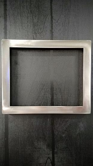 "1"" x 1"" Clear Angle Frame, 8""x10"""