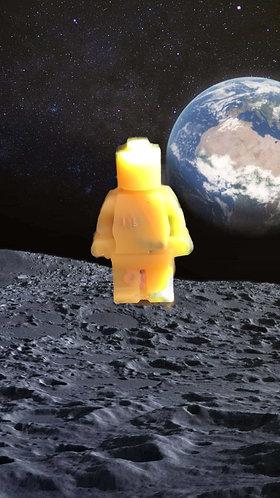 Beeswax Edition Mini LEGO Man