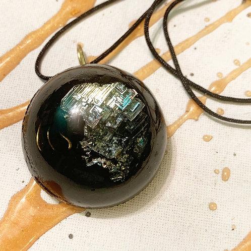 Bismuth Orgone Necklace