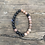 Thumbnail: Shungite & Sunstone 8mm bracelet (1 available)