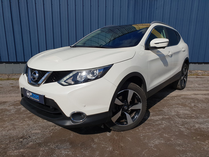 NISSAN QASHQAI 1.6 DCI 130ch CONNECT EDITION