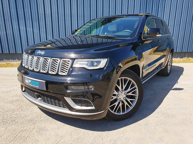 JEEP GRAND CHEROKEE IV 3.0 CRD V6 250ch SUMMIT SIGNATURE BVA8