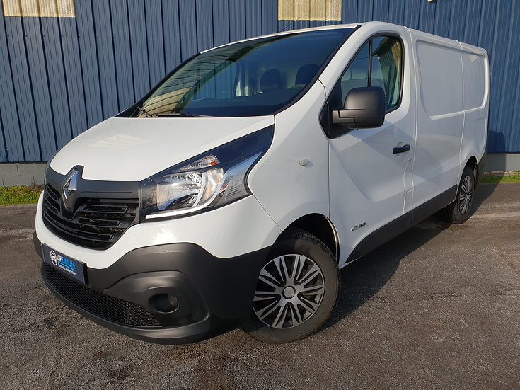 RENAULT TRAFIC III 1.6 DCI 120ch GRAND CONFORT L1H1