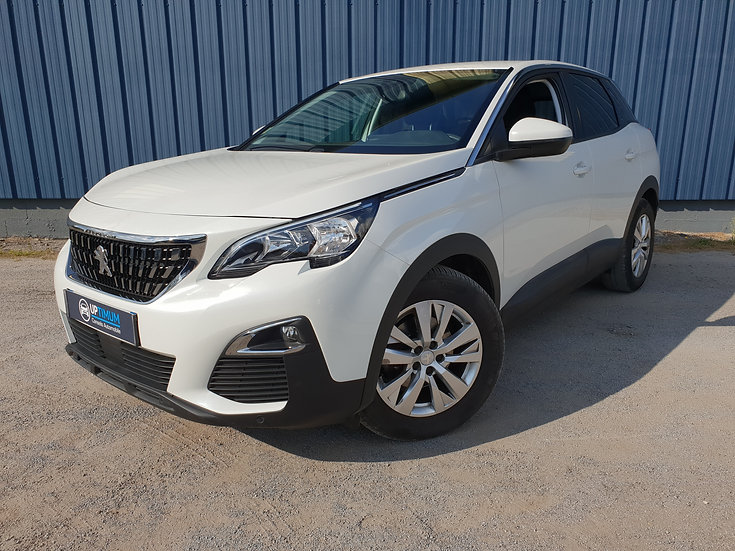 PEUGEOT 3008 II 1.5 BLUEHDI 130ch ACTIVE BUSINESS