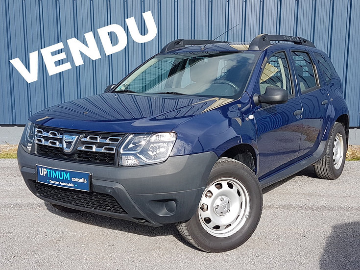 DACIA DUSTER 1.5 DCI 110 AMBIANCE 4X4