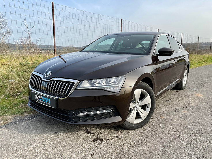 SKODA SUPERB 1.5 TSI 150ch DSG7 BUSINESS