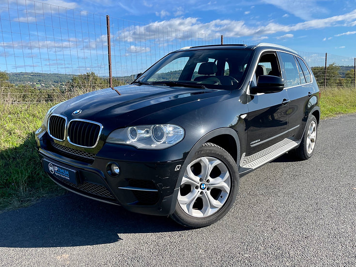 BMW X5 (E70) XDRIVE 3.0D 24V 245ch LUXE 7 PLACES
