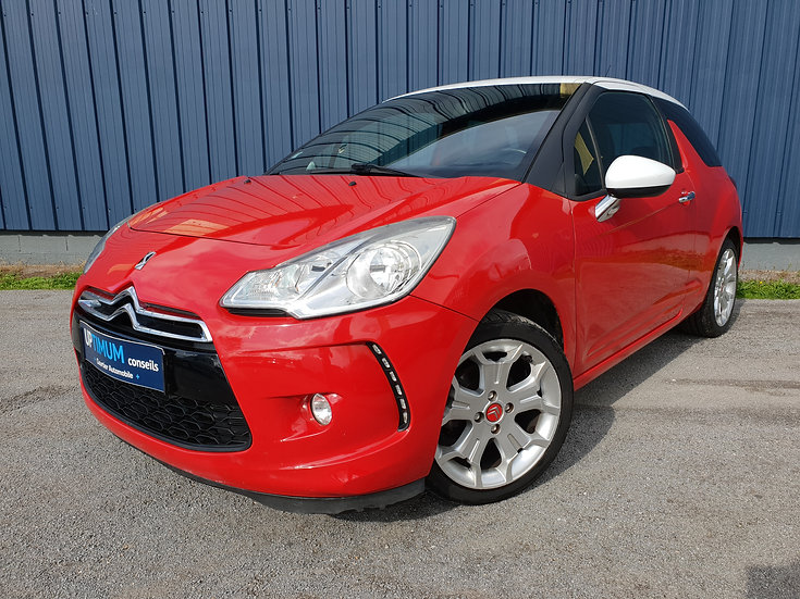 CITROEN DS3 1.6 HDI 92ch SO CHIC