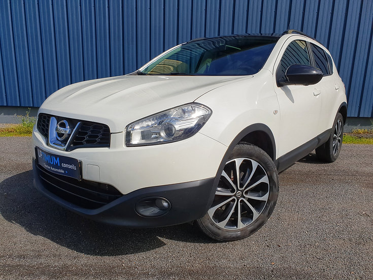 NISSAN QASHQAI 1.6 DCI 130 ch CONNECT EDITION 360