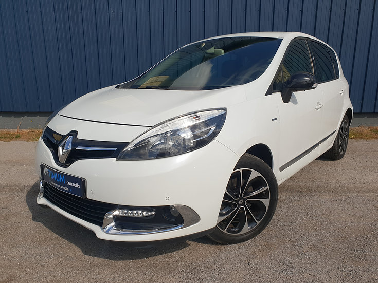 RENAULT SCENIC III 1.5 DCI 110ch BOSE