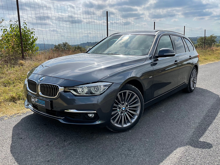 BMW SERIE 3 330D TOURING 258ch LUXURY XDRIVE