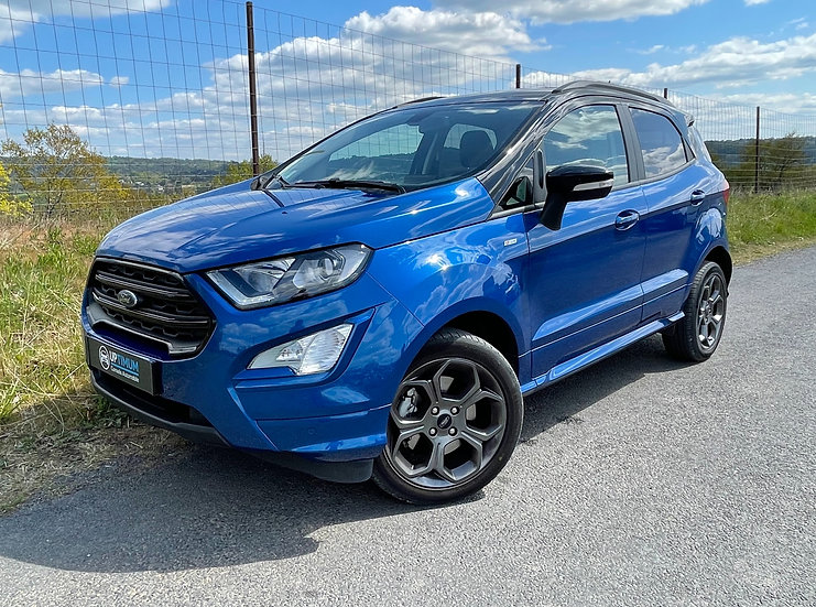 FORD ECOSPORT 1.0 ECOBOOST 125ch ST LINE