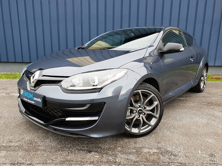 RENAULT MEGANE III COUPE 2.0 265ch RS