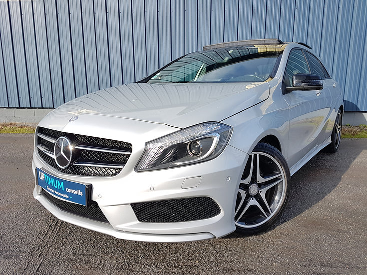 MERCEDES CLASSE A 200 CDI 136 FASCINATION AMG