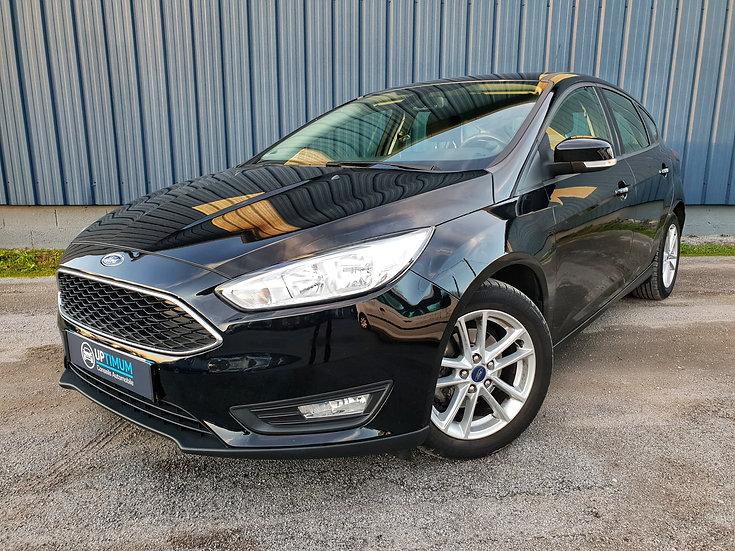 FORD FOCUS 1.5 TDCI 120ch TREND