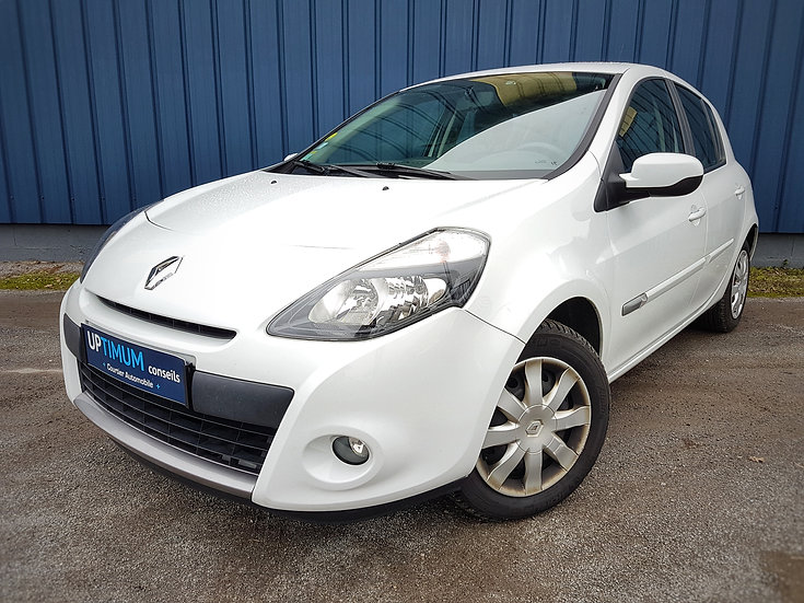 RENAULT CLIO III 1.5 DCI 75 ch EXPRESSION CLIM
