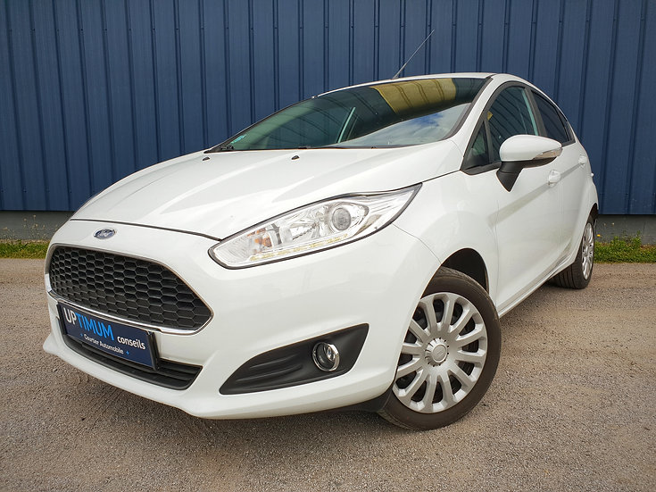 FORD FIESTA 1.0 ECOBOOST 100ch EDITION