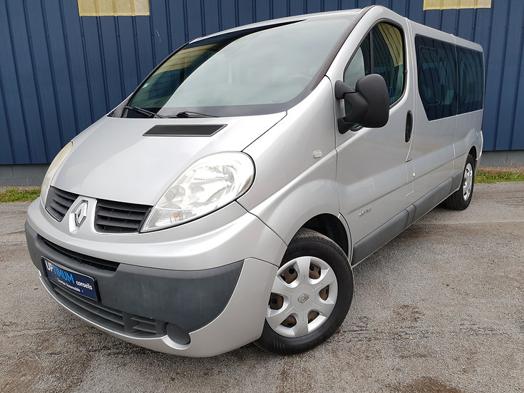 RENAULT TRAFIC PASSENGER 2.0 DCI 115ch EXPRESSION