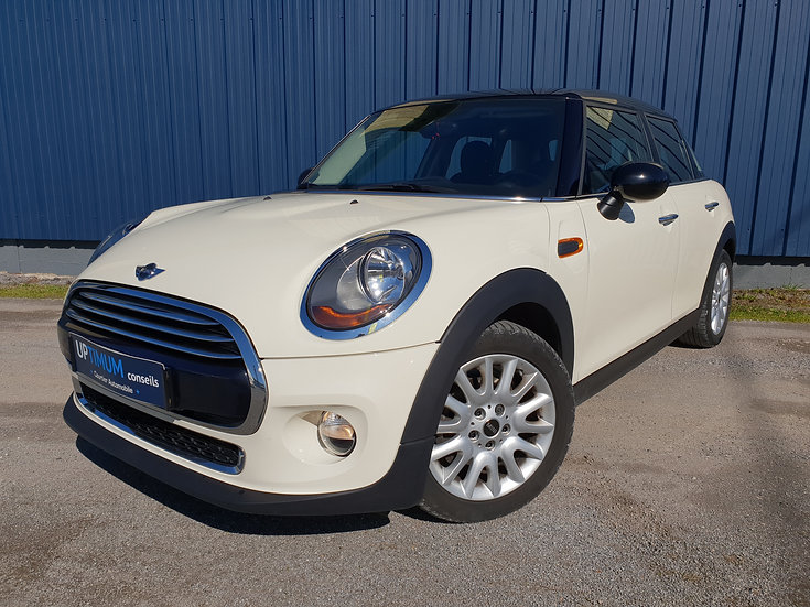 MINI COOPER PACK CHILI 116D 5 PORTES
