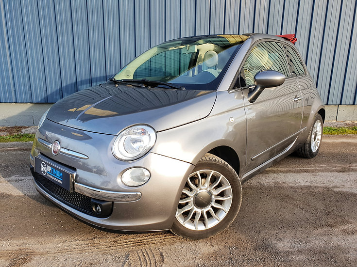 FIAT 500 CABRIOLET 1.2 69 ch LOUNGE