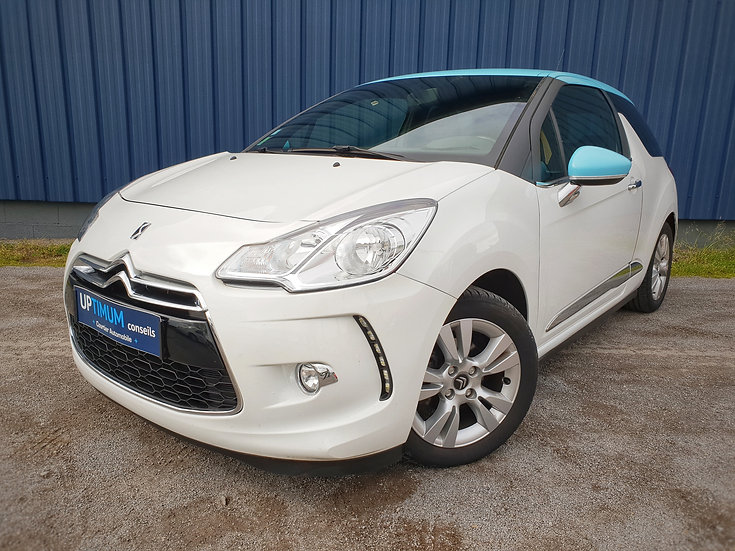 CITROEN DS DS3 1.6 HDI 90ch SO CHIC