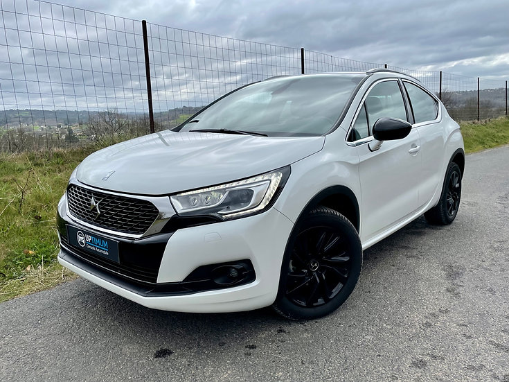 DS DS4 CROSSBACK 1.6 BlueHDI 120ch SO CHIC