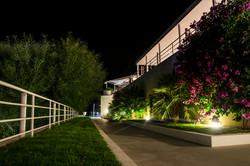 night light - bali walk