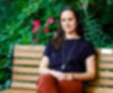Mel Alone on Bench.jpg