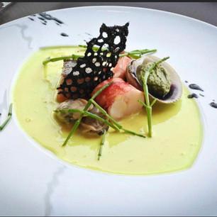 Seafood Moilee