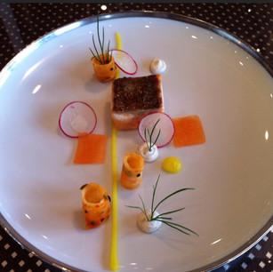 Salmon Mooli